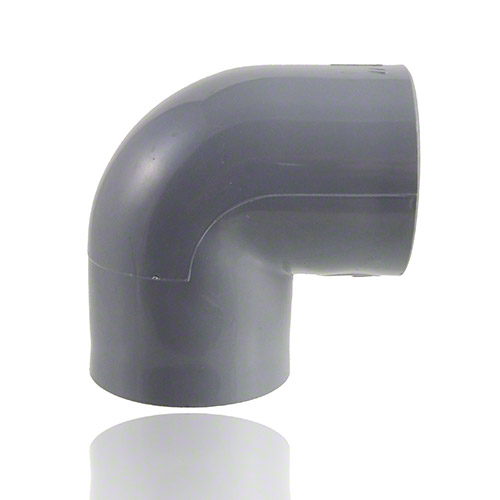 ABS Elbow 90° with BSP threaded female ends
