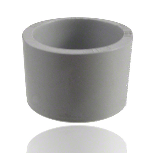 PVC-C Reducing bush, solvent weld spigot and solvent weld socket