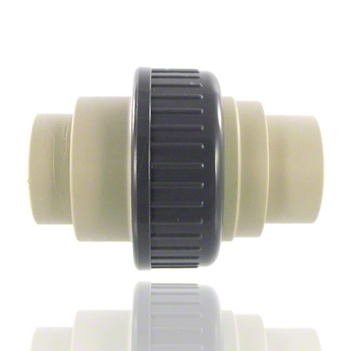 PVC, Screw section PP