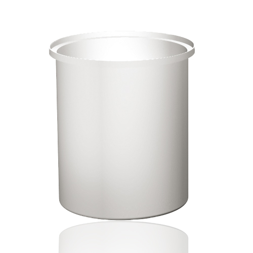 Container without lid