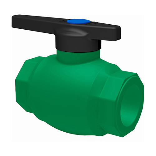 PP-RCT ball valves